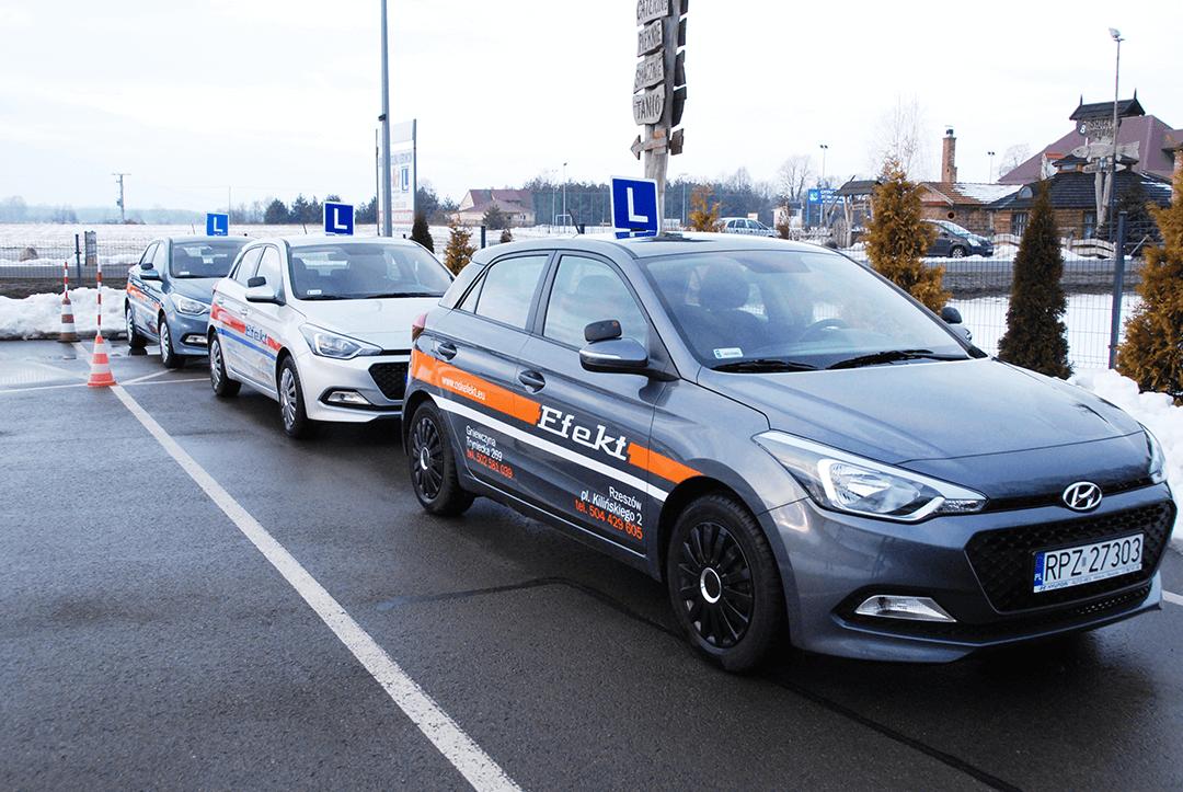 Prawo jazdy kategorii B w Rzeszowie