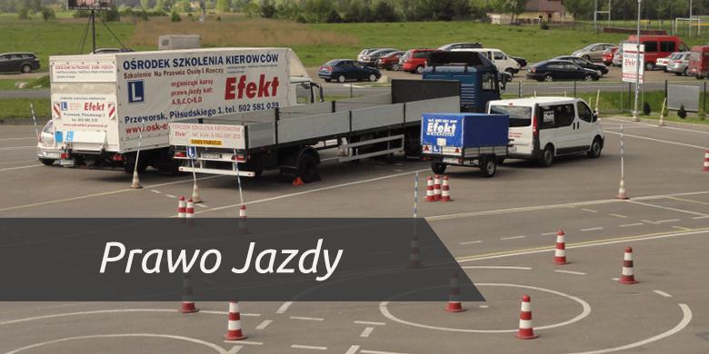 Prawo jazdy w Rzeszowie