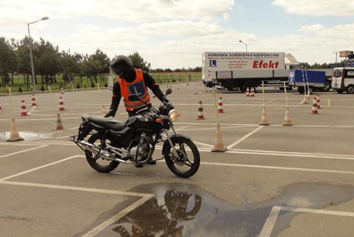 Prawo jazdy kategorii A1 w Rzeszowie